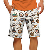 Loudmouth Men's San Francisco Giants Golf Shorts