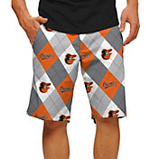 Loudmouth Men's Baltimore Orioles Golf Shorts