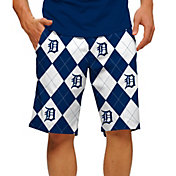Loudmouth Men's Detroit Tigers Golf Shorts