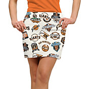 Loudmouth Women's San Francisco Giants Golf Skort