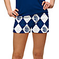 Loudmouth Women's San Diego Padres Golf Mini Shorts