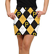 Loudmouth Women's Pittsburgh Pirates Golf Skort