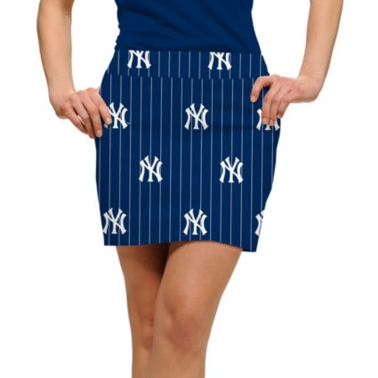 Loudmouth Women's New York Yankees Golf Skort