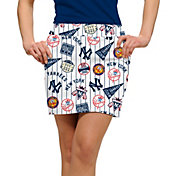 Loudmouth Women's New York Yankees Golf Skort