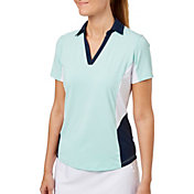 Lady Hagen Women's Georgetown Colorblock Golf Polo