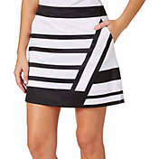 Lady Hagen Women's Twilight Collection Stripe Golf Skort