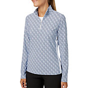 Lady Hagen Women's UV Golf 1/4-Zip