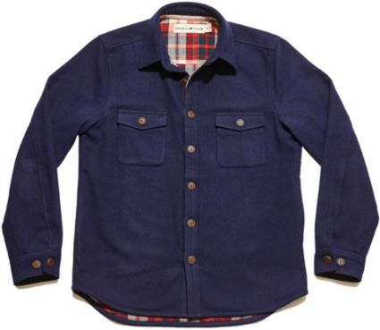 The Normal Brand Men's Brightside Flannel Lined Jacket