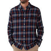 The Normal Brand Men's Conrad Plaid Long Sleeve Shirt