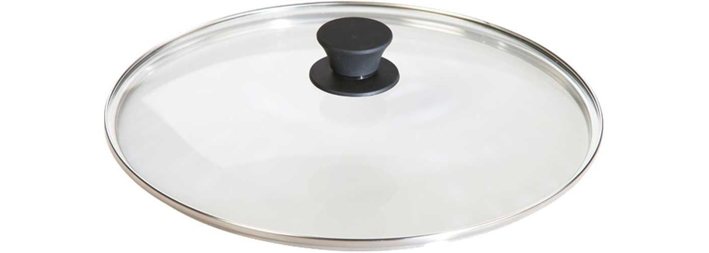 "Lodge 12"" Tempered Glass Lid"