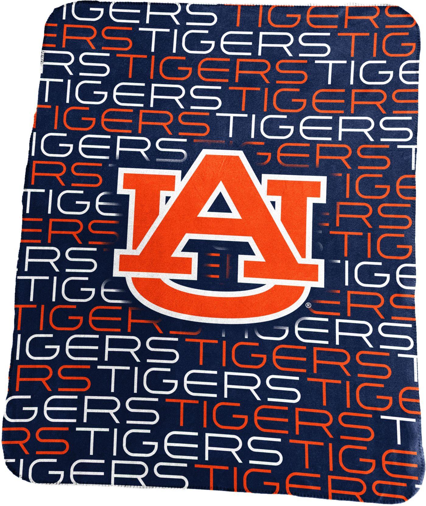 Auburn Tigers Classic Fleece Blanket