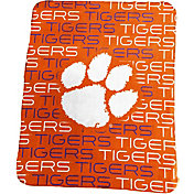 Clemson Tigers Classic Fleece Blanket