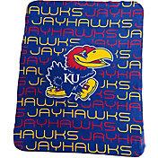 Kansas Jayhawks Classic Fleece Blanket