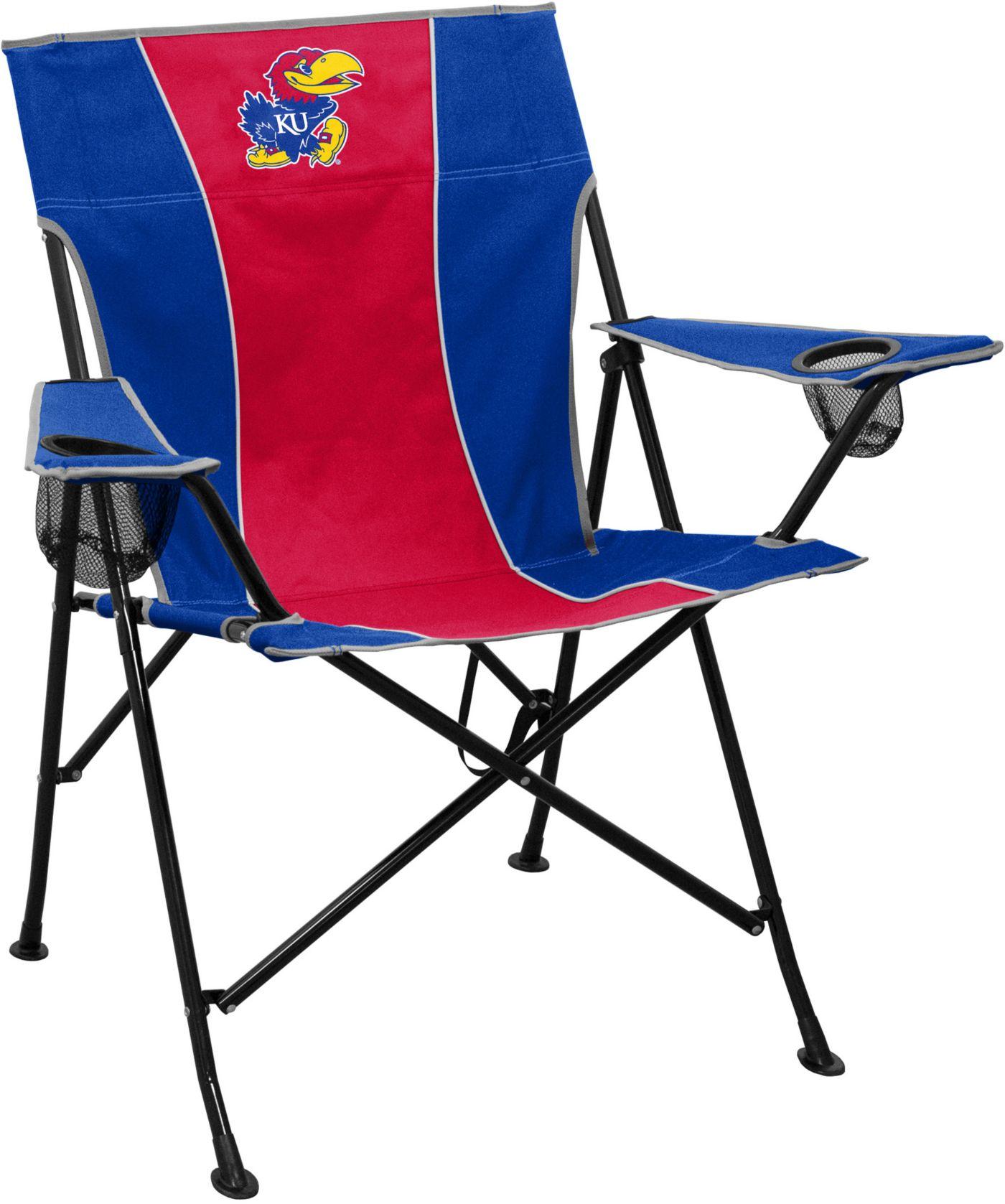 Kansas Jayhawks Pregame Chair