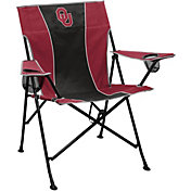 Oklahoma Sooners Pregame Chair