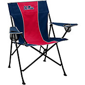 Ole Miss Rebels Pregame Chair
