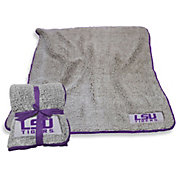 LSU Tigers Frosty Fleece Blanket