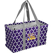 LSU Tigers Picnic Caddy