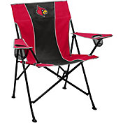 Louisville Cardinals Pregame Chair