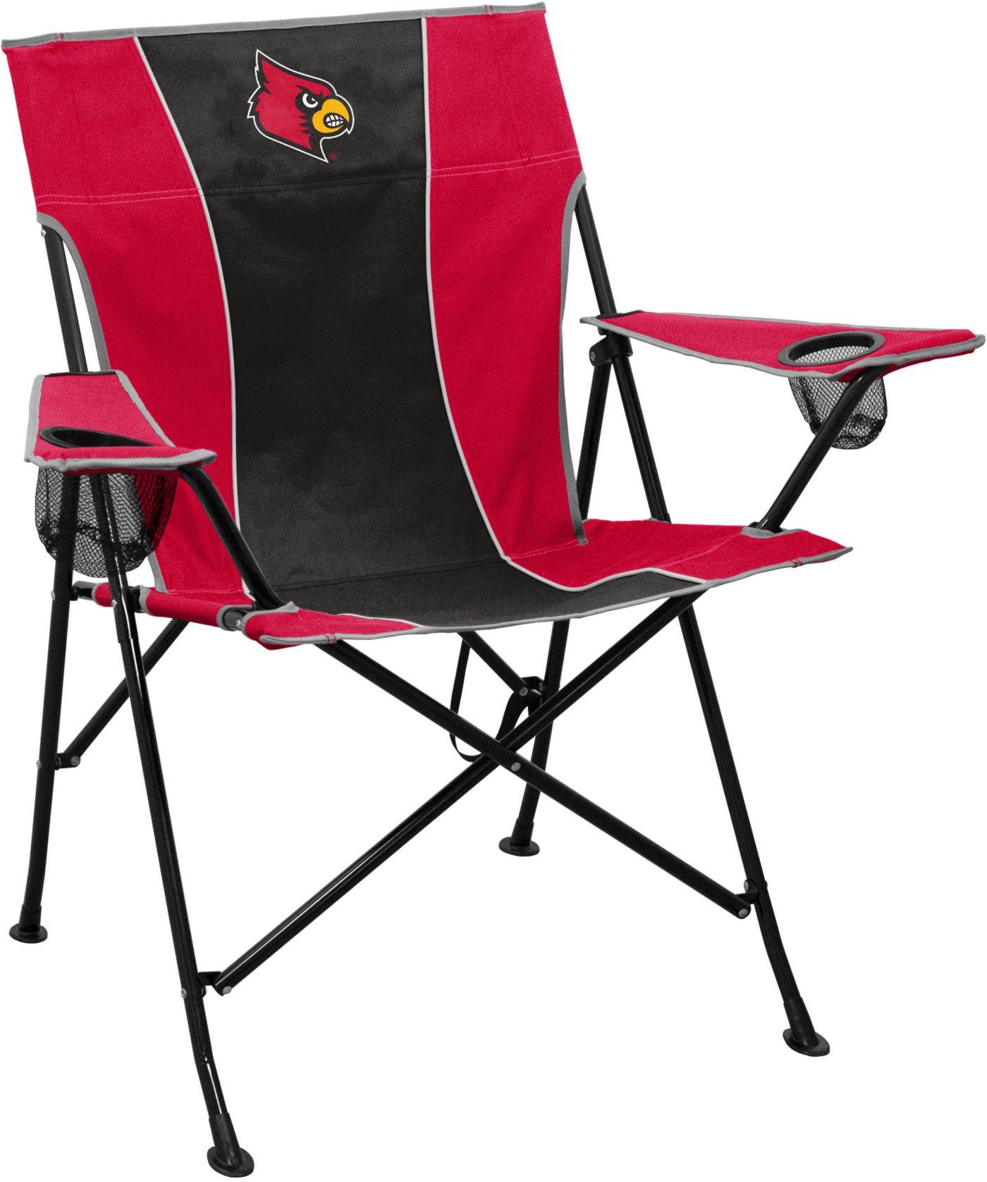 Louisville Cardinals Pregame Chair