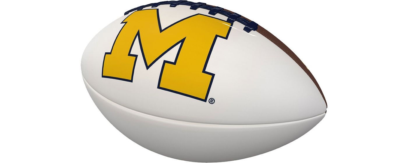 Michigan Wolverines Official-Size Autograph Football