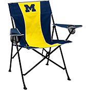 Michigan Wolverines Pregame Chair