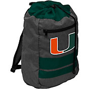 Miami Hurricanes Backsack
