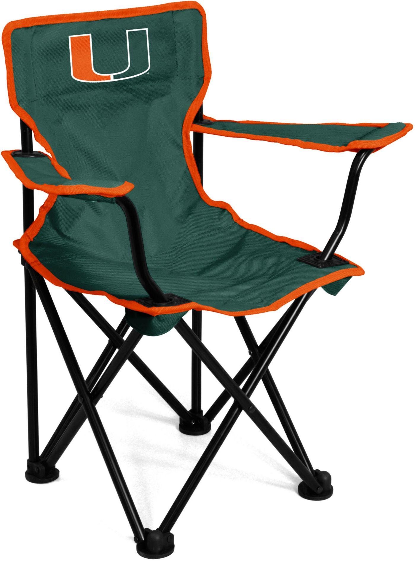 Miami Hurricanes Toddler Chair
