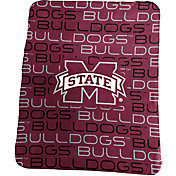 Mississippi State Bulldogs 50'' x 60'' Classic Fleece Blanket