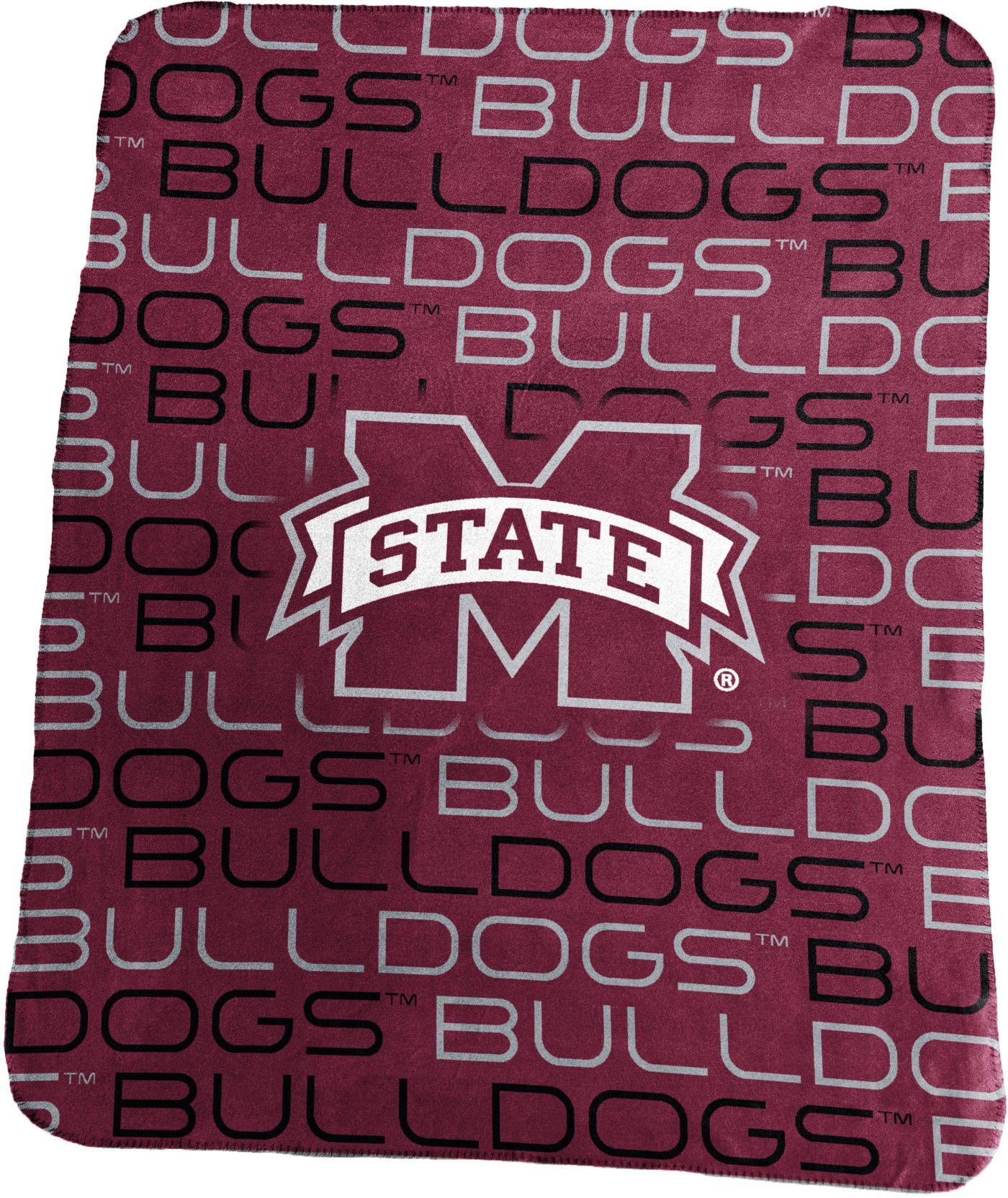 Mississippi State Bulldogs Classic Fleece Blanket