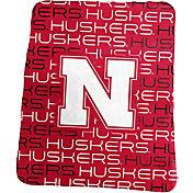 Nebraska Cornhuskers Classic Fleece Blanket