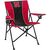 Nebraska Cornhuskers Pregame Chair