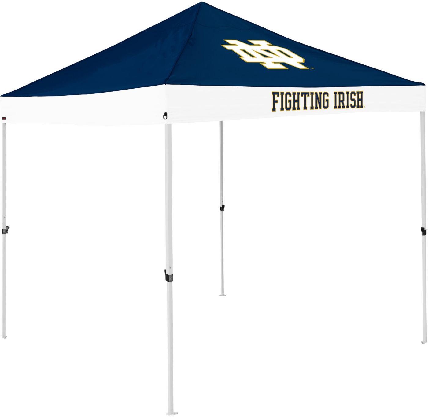 Notre Dame Fighting Irish 9'x9' Canopy Tent
