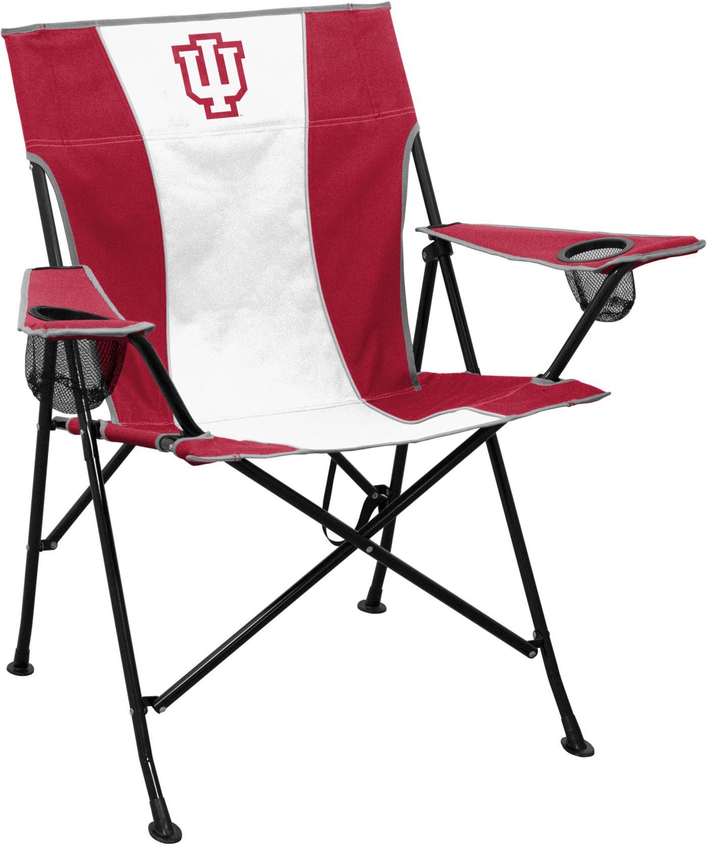 Indiana Hoosiers Pregame Chair