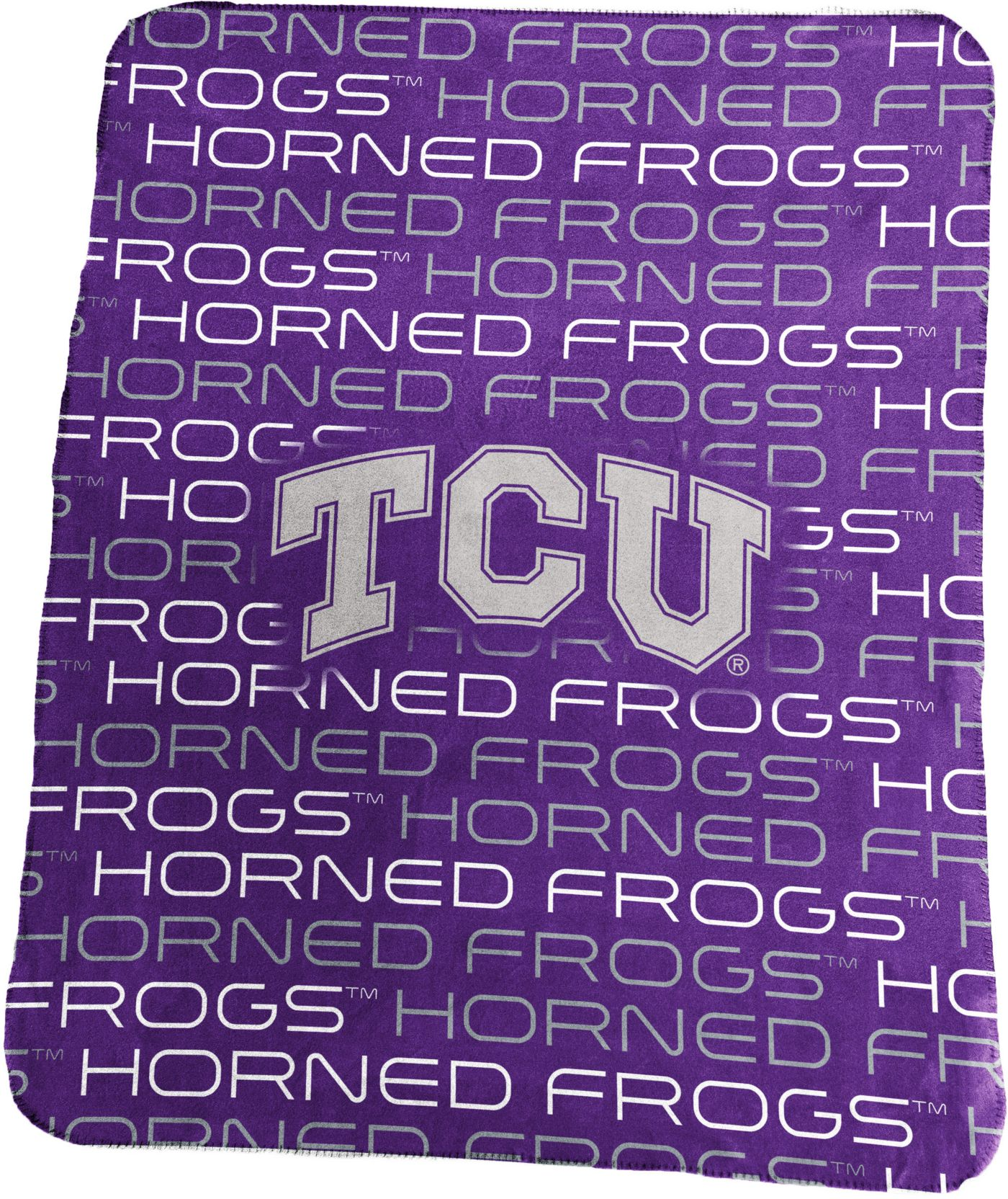TCU Horned Frogs Classic Fleece Blanket