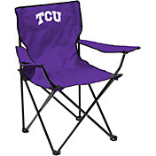 TCU Horned Frogs Team-Colored Canvas Chair