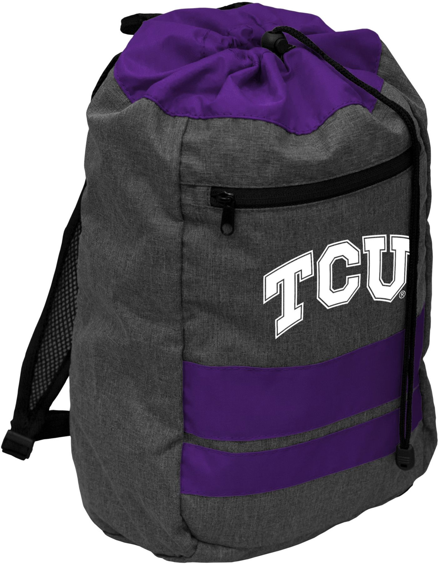 TCU Horned Frogs Journey Backsack
