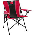 Wisconsin Badgers Pregame Chair