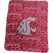 Washington State Cougars Classic Fleece Blanket