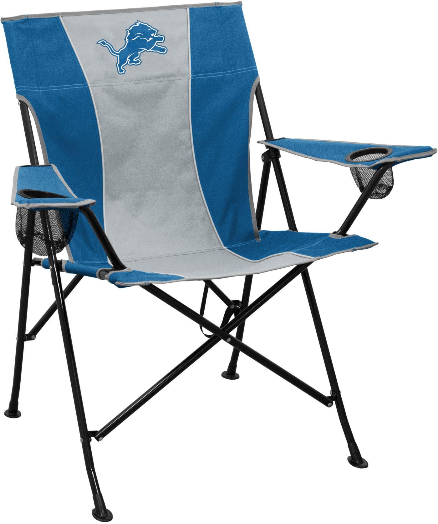 Detroit Lions Pregame Chair