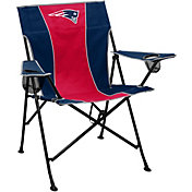 New England Patriots Pregame Chair