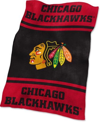 Chicago Blackhawks Ultrasoft Blanket