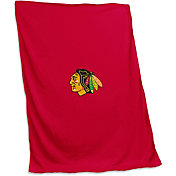 Chicago Blackhawks Sweatshirt Blanket