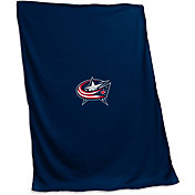 Columbus Blue Jackets Sweatshirt Blanket