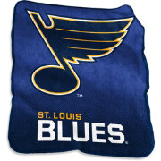 St. Louis Blues Raschel Throw