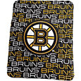 Boston Bruins Classic Fleece Blanket