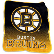 Boston Bruins Raschel Throw