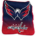 Washington Capitals Raschel Throw