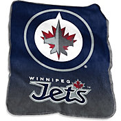 Winnipeg Jets Raschel Throw