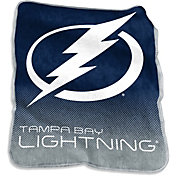 Tampa Bay Lightning Raschel Throw